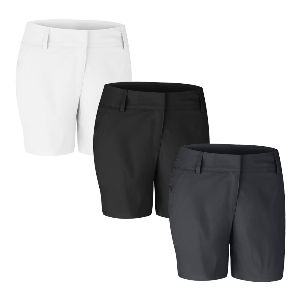 Women's Adidas Essential Lightweight Short - Adidas Golf