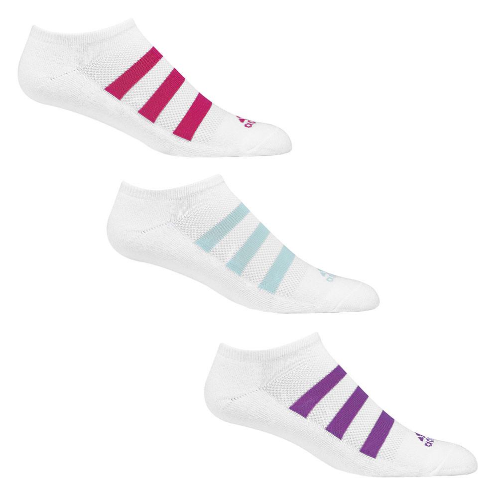 Adidas Tour Performance Women's No-Show Golf Sock - Adidas Golf