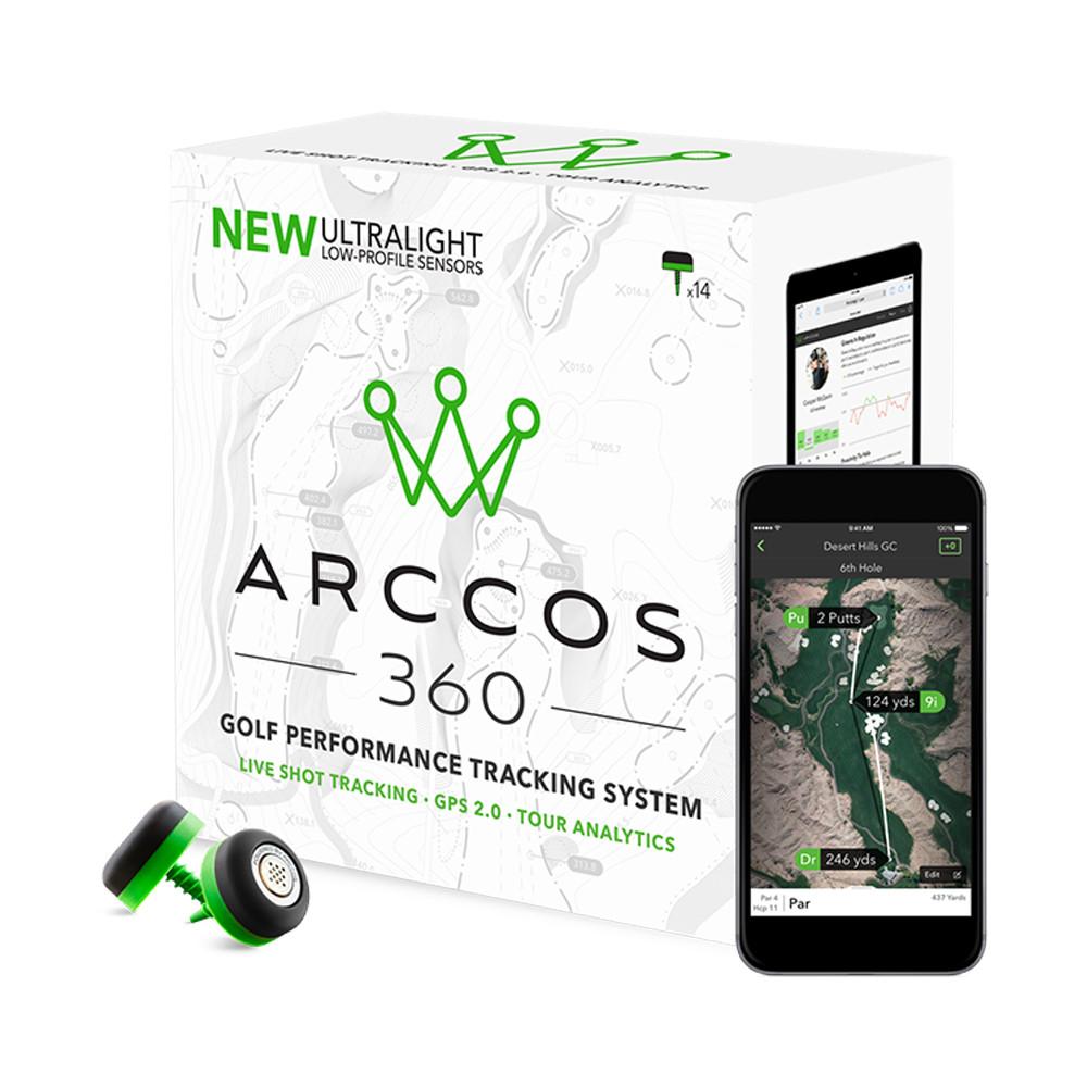 Arccos Golf Performance Tracking System - Arccos Golf