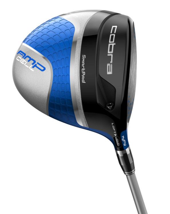 Cobra AMP Cell Blue Driver - Cobra Golf