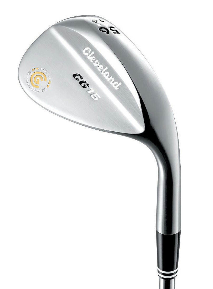 Cleveland CG15 Chrome Tour Zip Wedge