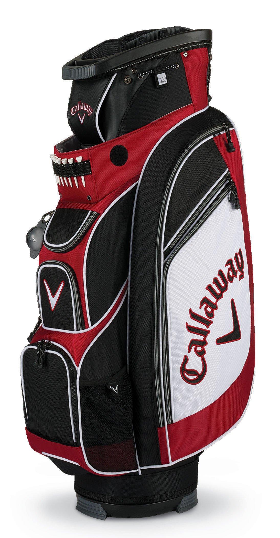 Callaway Org. 14S Red Cart Bag