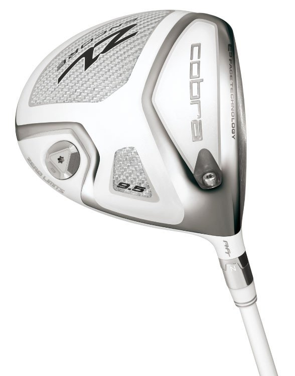 Cobra ZL Encore White Driver - Cobra Golf