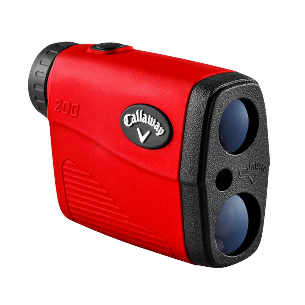 Callaway 200 Laser Rangefinder Red/Black - Callaway Golf