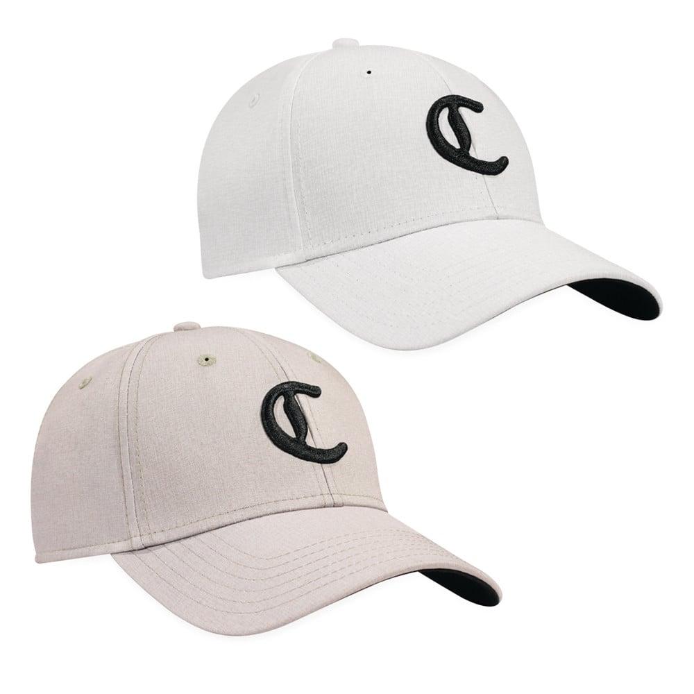 801e06b5498a9 Callaway C Collection Fitted Cap - Men s Golf Hats   Headwear - Hurricane  Golf