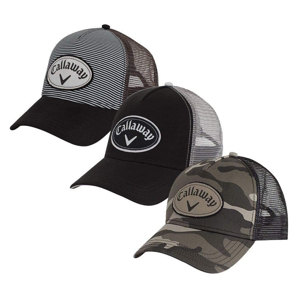af77c76514bb3 Callaway CG Trucker Adjustable Cap - Men s Golf Hats   Headwear - Hurricane  Golf