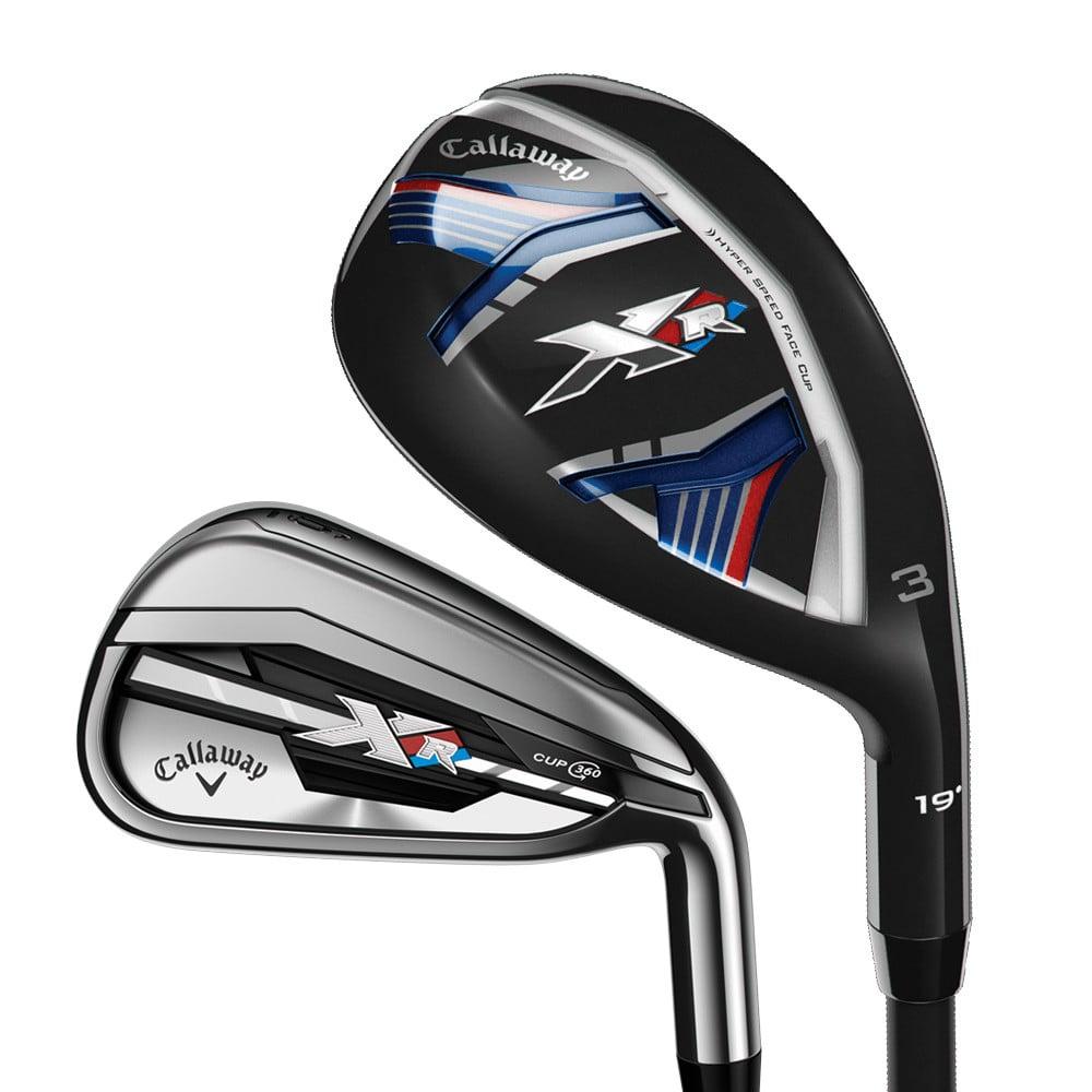 Callaway XR Irons/Hybrids Combo Set - Callaway Golf