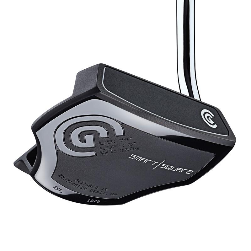 Cleveland Smart Square Putter Heel Shafted - Cleveland Golf
