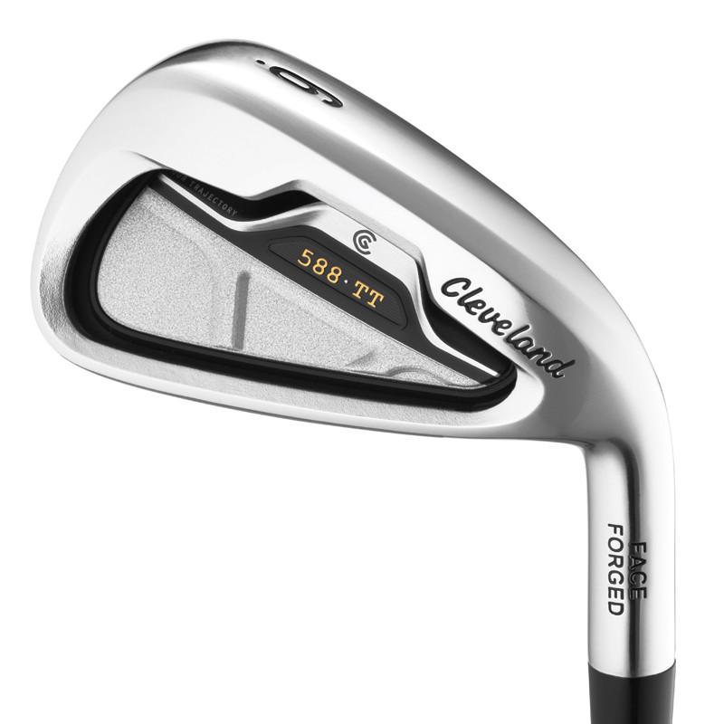 Cleveland 588 TT Iron Set - Cleveland Golf