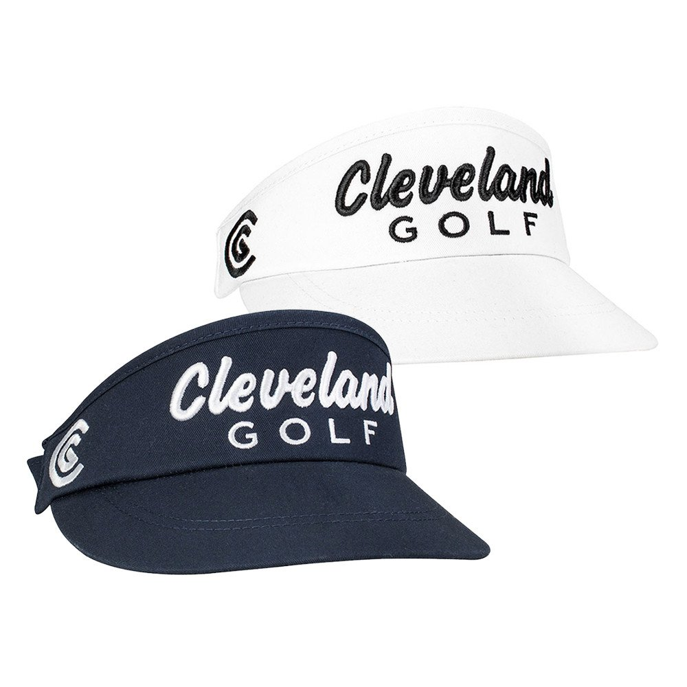 Cleveland CG Performance Tour Adjustable Visor - Cleveland Golf