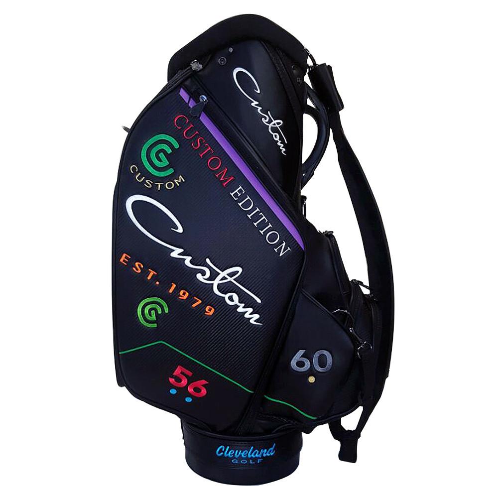 Cleveland CG Custom Black Staff Bag