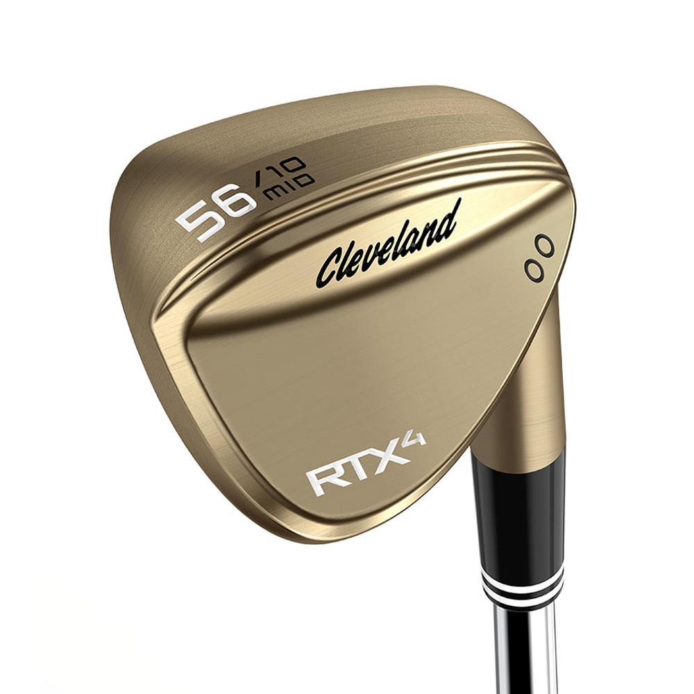 Cleveland RTX 4 Tour Raw Wedge - Cleveland Golf