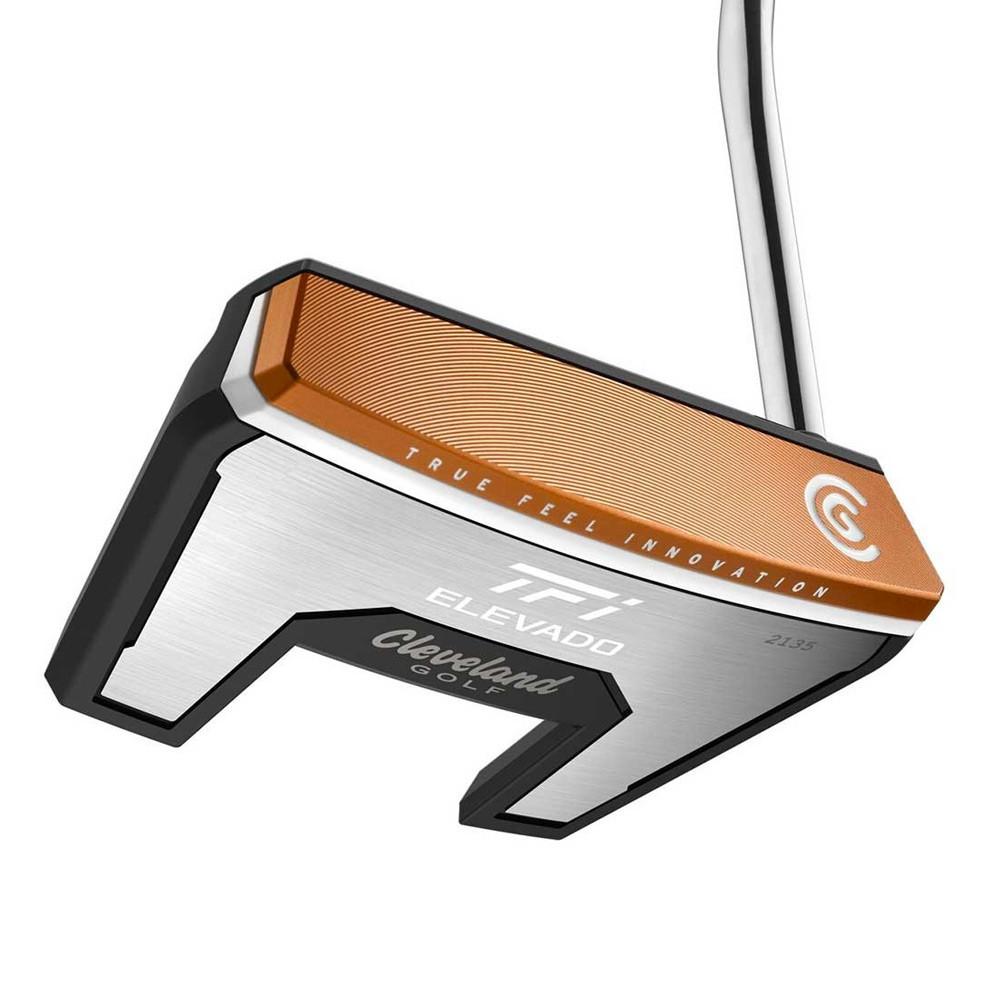 Cleveland TFI 2135 Elevado Putter w/ Winn Pro X 1.32 Grip - Cleveland Golf