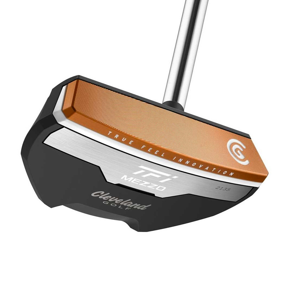 Cleveland TFI 2135 Mezzo Putter w/ Winn Pro X 1.32 Grip - Cleveland Golf
