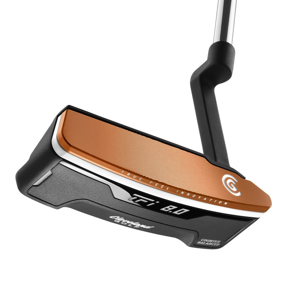 Cleveland TFI 2135 - 8.0 Counter Balanced Putter - Cleveland Golf