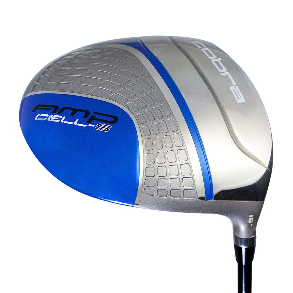 Cobra Amp Cell-S Blue Fairway Wood