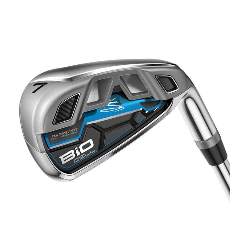 Cobra BiO Cell Blue Iron Set - Cobra Golf
