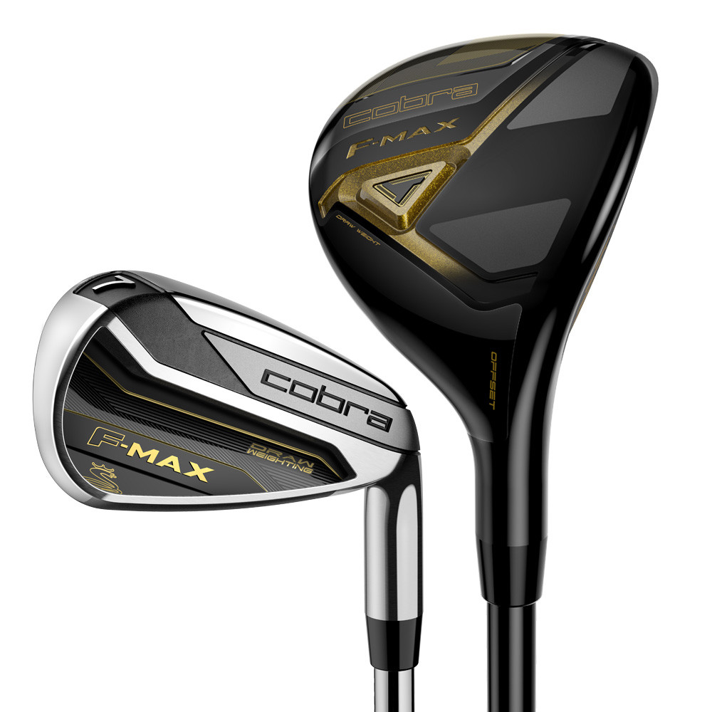 Cobra F-Max Combo Set - Cobra Golf