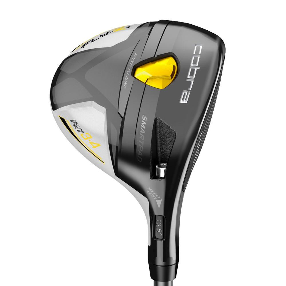 Cobra Fly-Z+ Adjustable White Fairway Woods - Cobra Golf