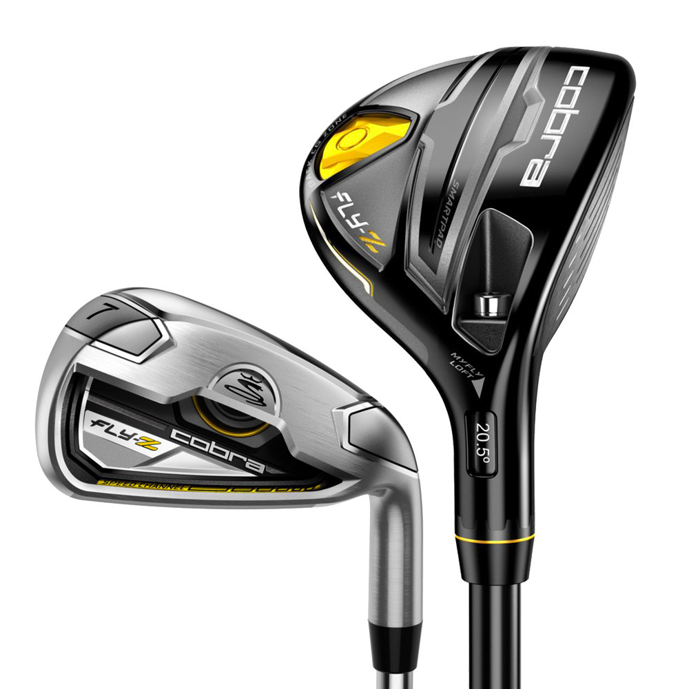 Cobra Fly-Z Black Combo Iron Set - Cobra Golf
