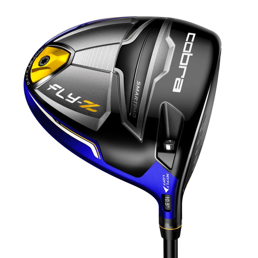 Cobra Fly-Z Adjustable Strong Blue Driver - Cobra Golf