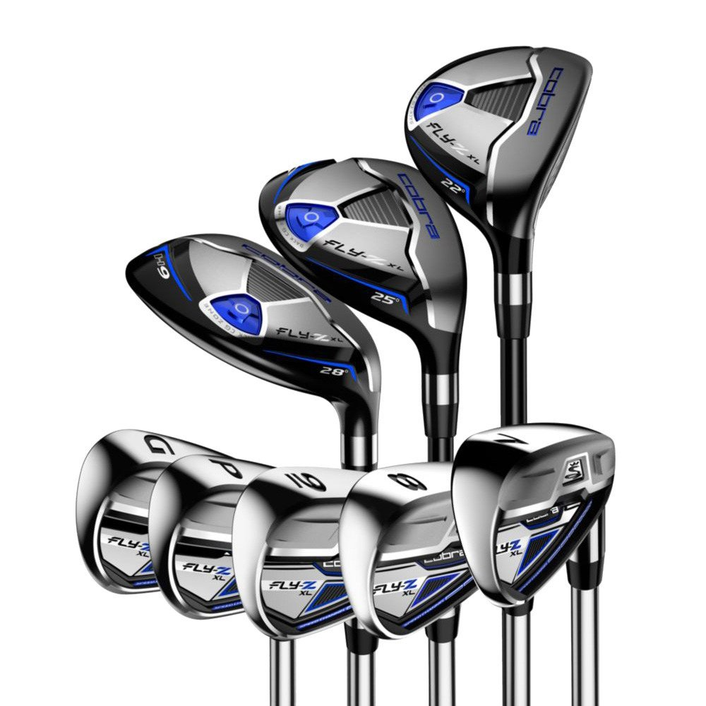 Cobra Fly-Z XL Combo Iron Set - Cobra Golf
