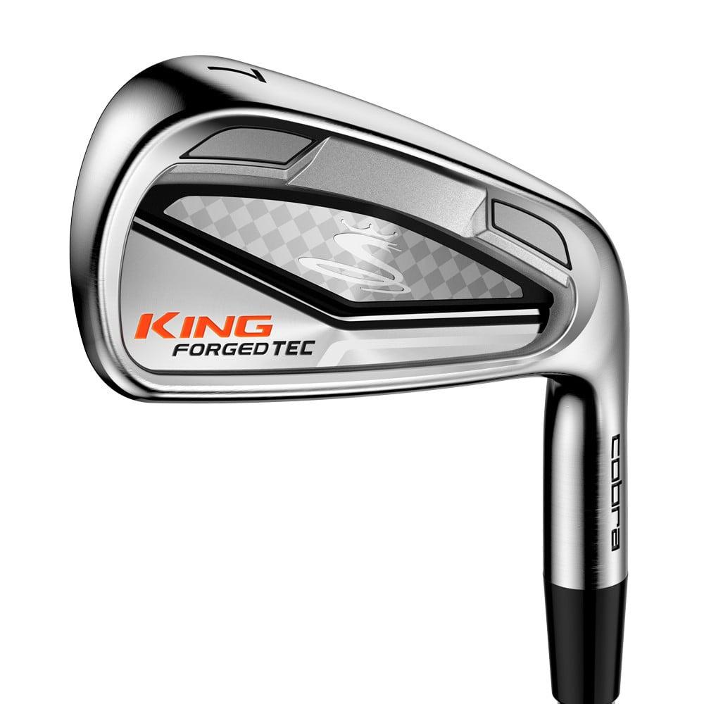 Cobra King Forged TEC Iron Set - Cobra Golf