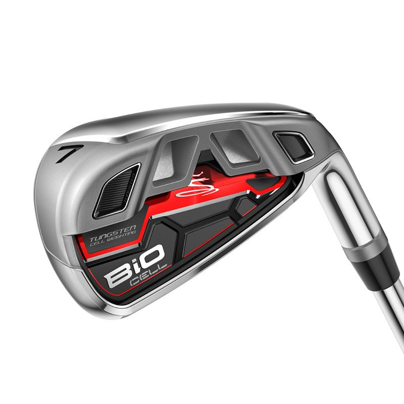 Cobra BiO Cell Red Iron Set - Cobra Golf