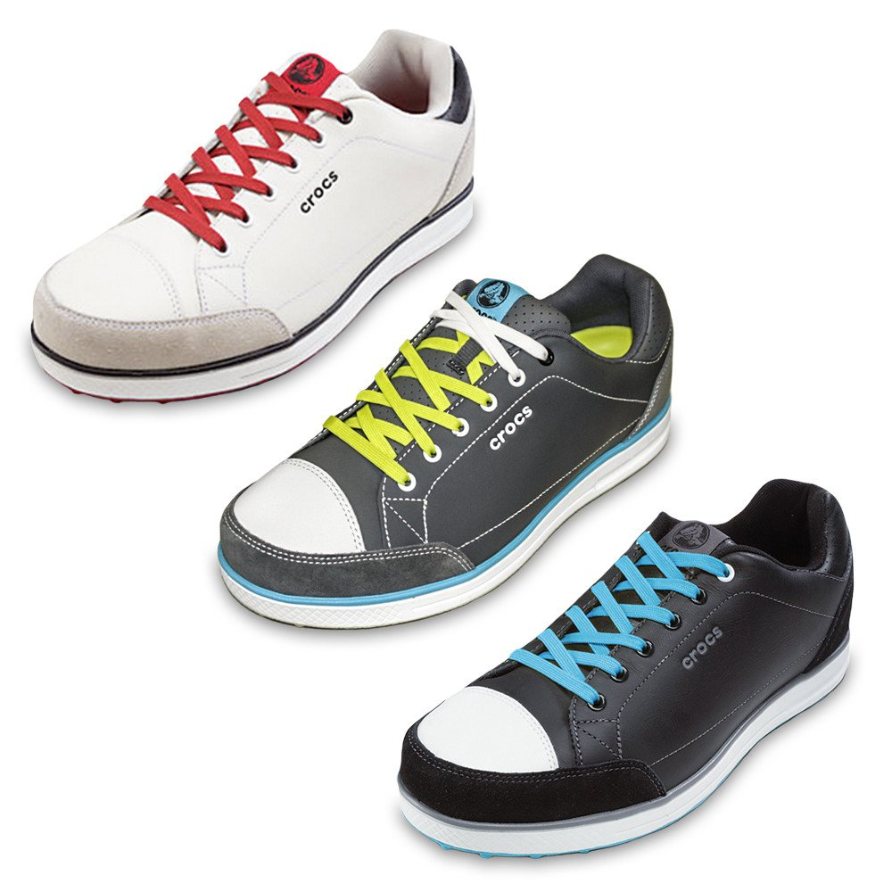 Crocs Men's Karlson Golf Shoes - Crocs Golf