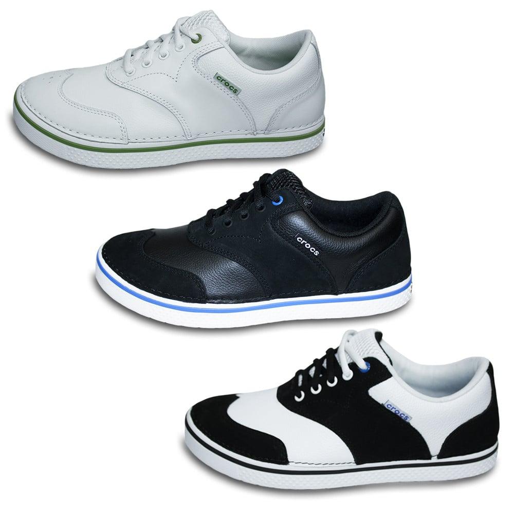 Crocs Men's Preston Golf Shoes - Crocs Golf