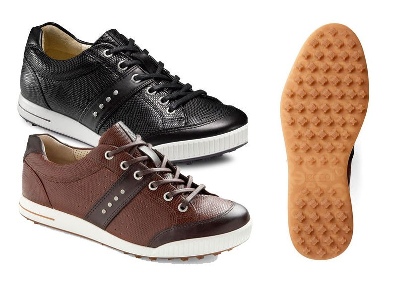 ECCO Street Luxe Spikeless Golf Shoes