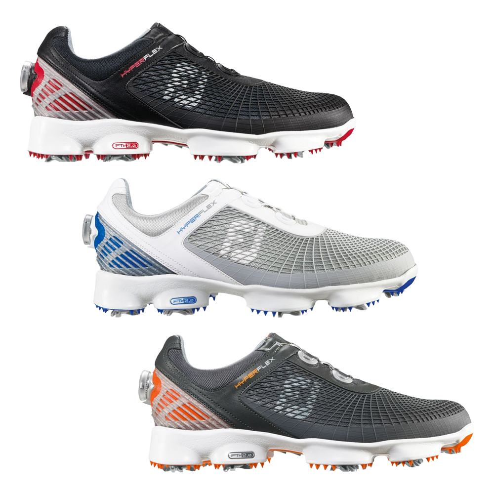 FootJoy HyperFlex BOA Golf Shoes - FootJoy Golf