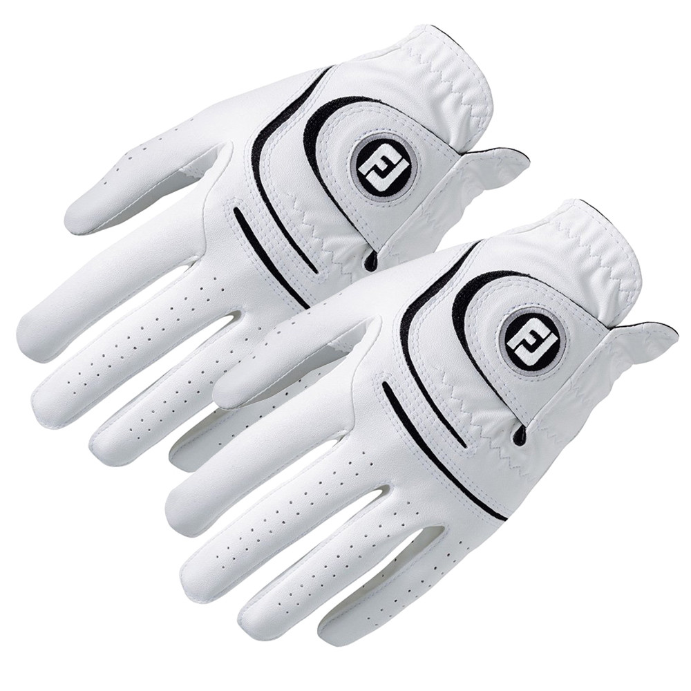 FootJoy WeatherSof Golf Glove 2 Pack - FootJoy Golf