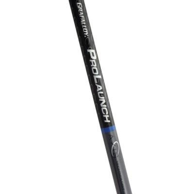 Grafalloy Prolaunch Axis Blue Special Graphite Driver Shaft With Adapter