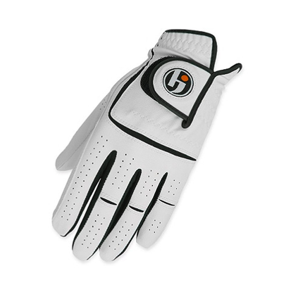 HJ Glove Function Golf Glove White