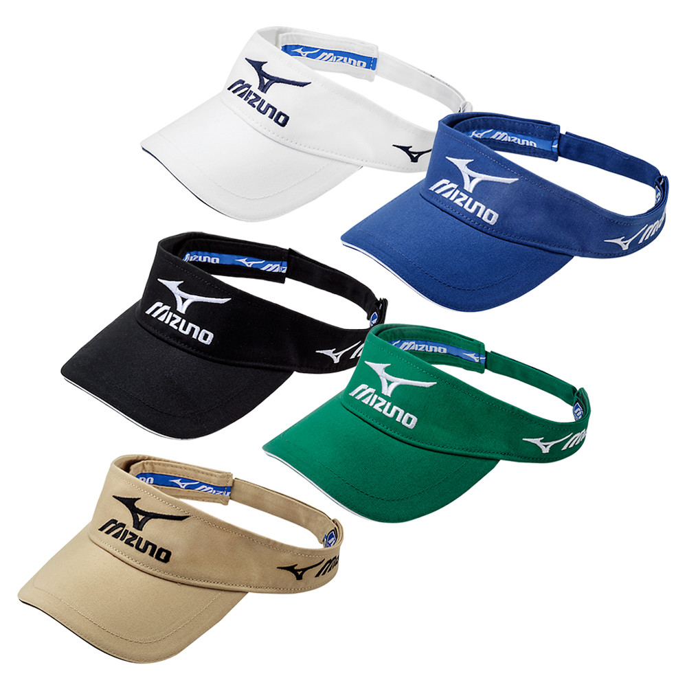 Mizuno 2016 Adjustable Tour Visor - Mizuno Golf