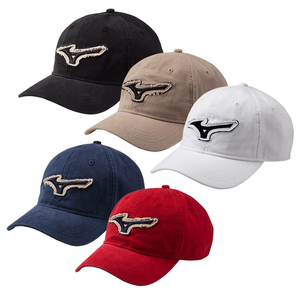 f5628330c132e Mizuno Canvas RB Adjustable Cap - Men s Golf Hats   Headwear - Hurricane  Golf