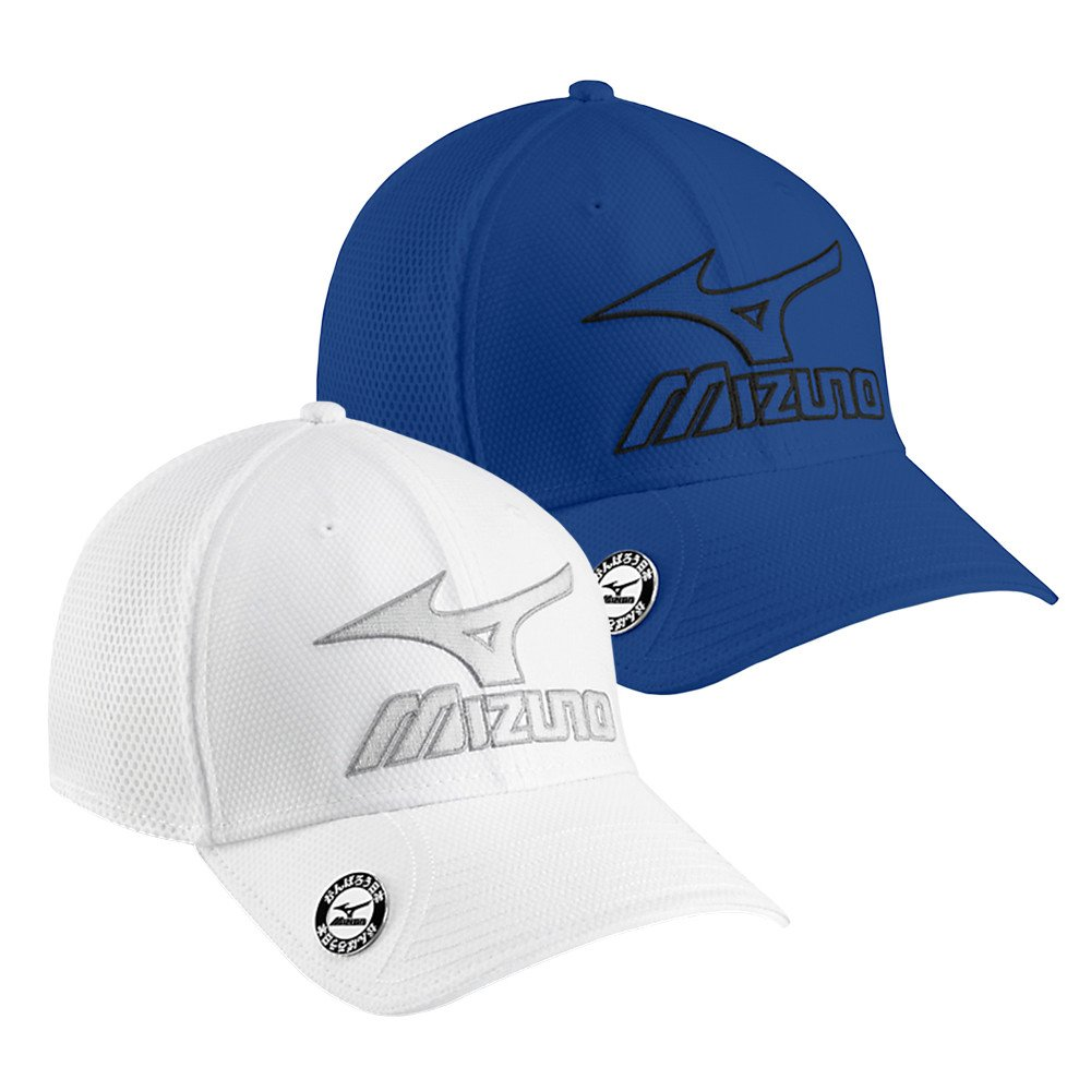 Mizuno Phantom Fitted Cap - Men s Golf Hats   Headwear - Hurricane Golf d2aa5c3a0ec
