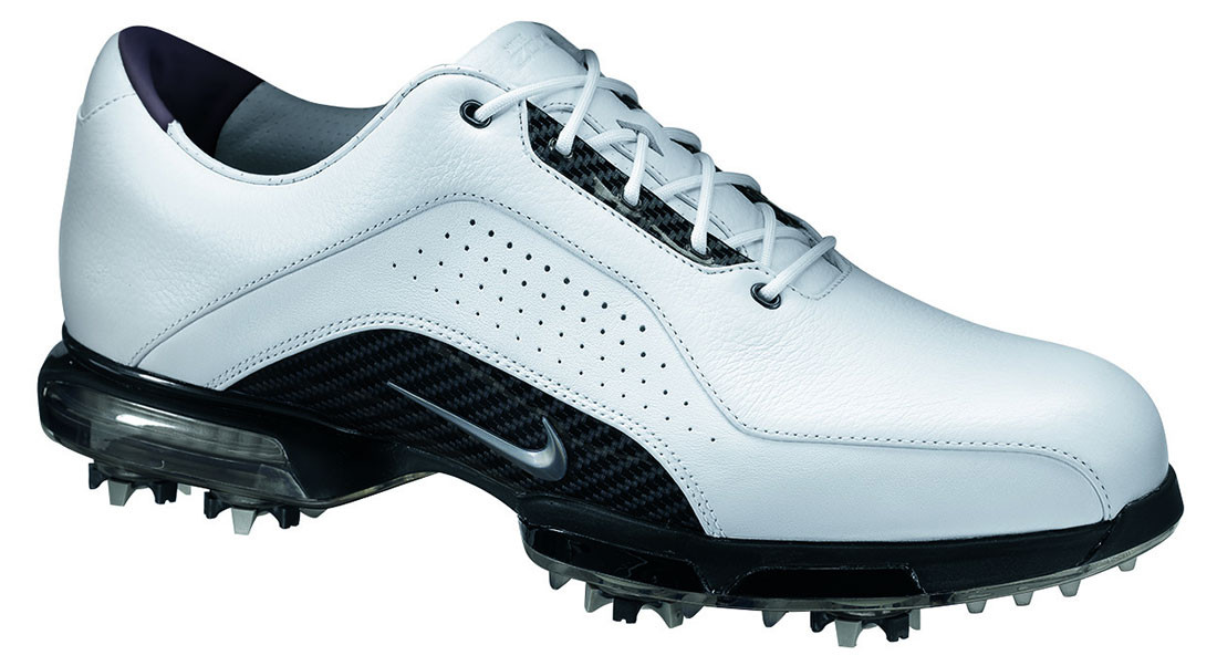 Nike Zoom Advance White Golf Shoes