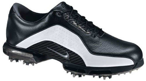 Nike Zoom Advance Black/White Golf Shoes