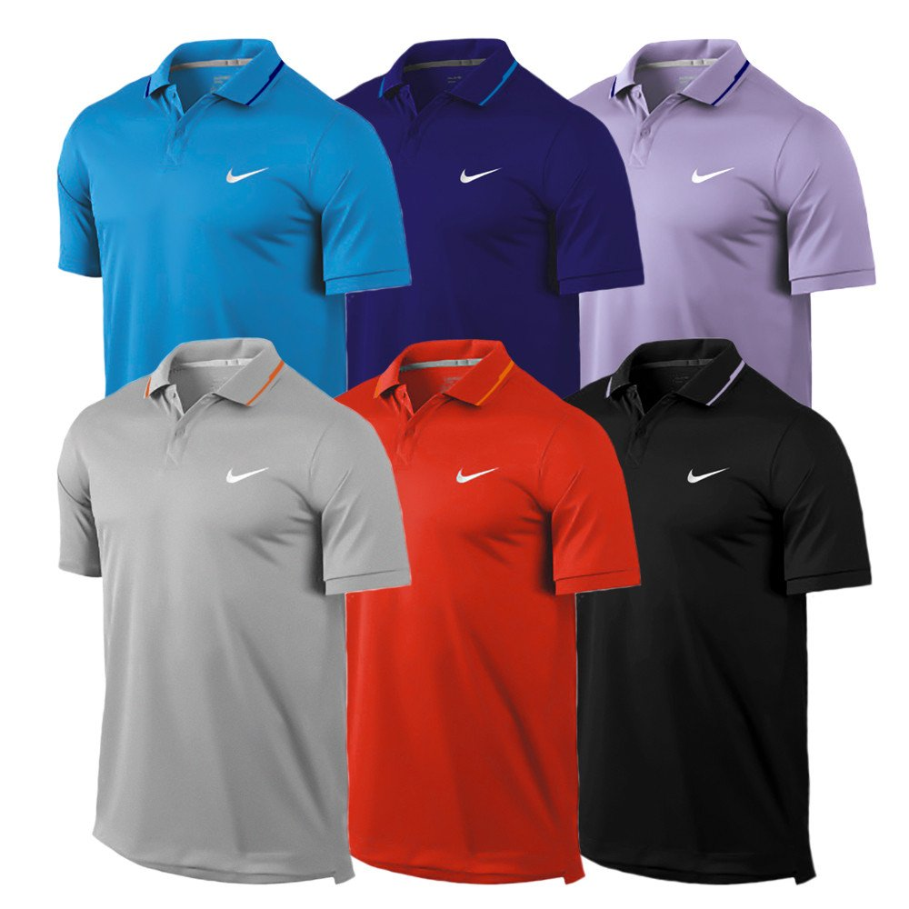 Nike Swing Movement Men's Golf Polo - Discount Men's Golf ...