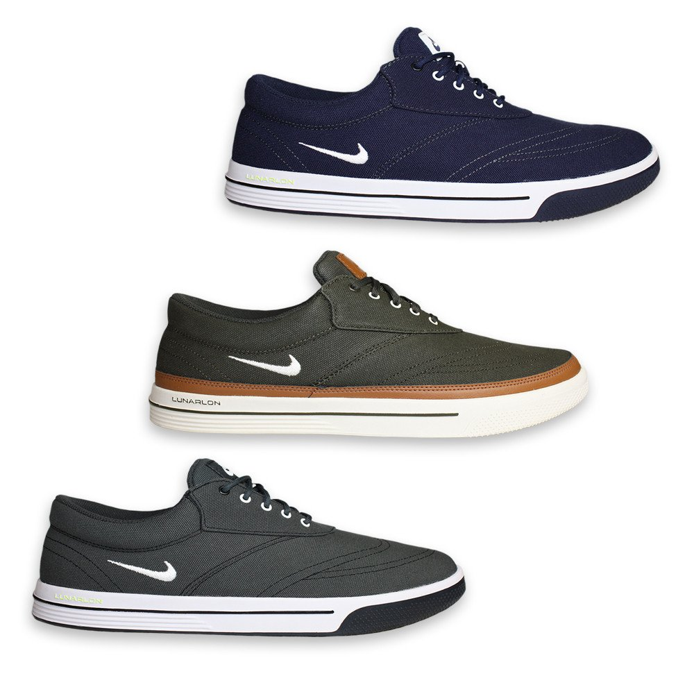 lowest price 2552f 1c0b6 Nike Lunar Swingtip Canvas Golf Shoes - Discount Golf Shoes - Hurricane Golf