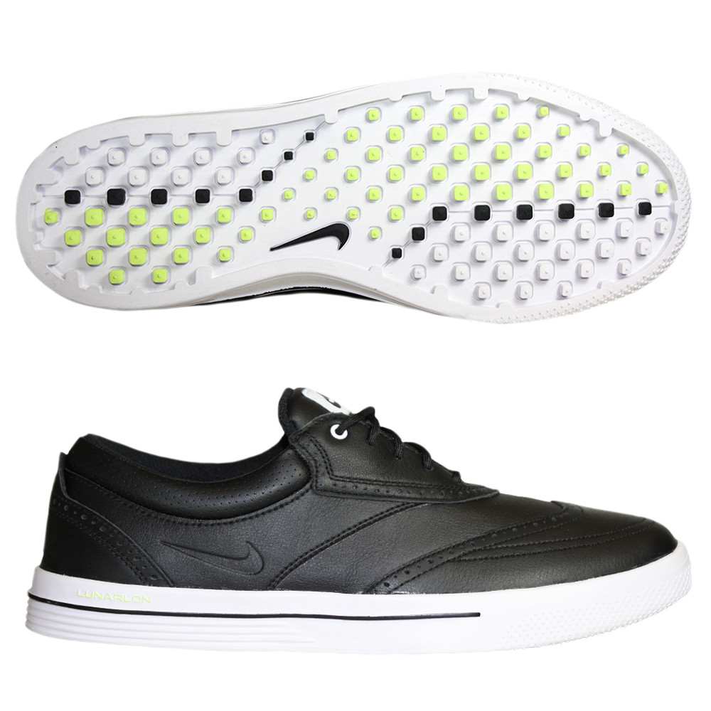 Nike Lunar Swingtip Leather Golf Shoes Review