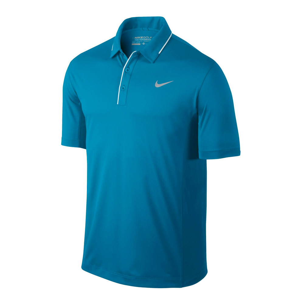 Nike Tech Tipped Men's Golf Polo - Nike Golf