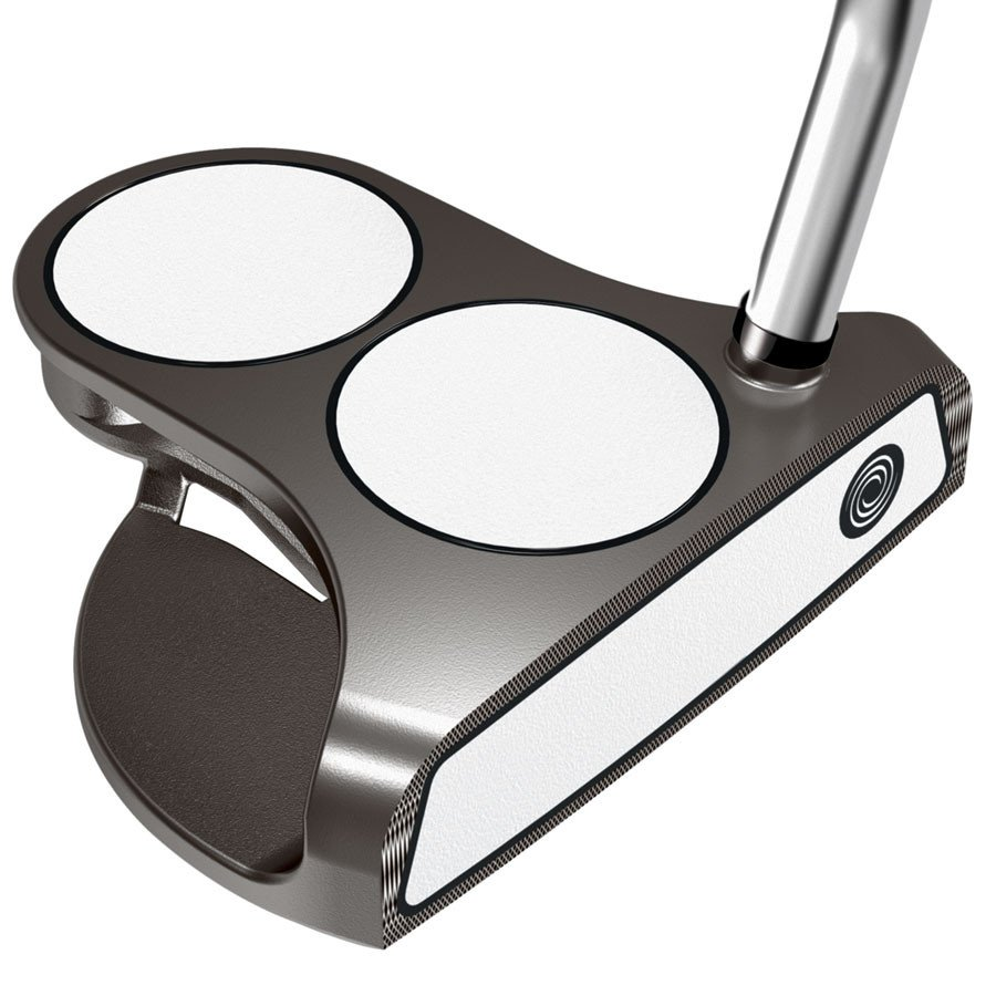 Odyssey White Ice 2 Ball Putter - Odyssey Putters