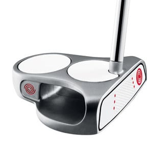 Odyssey White Hot XG 2-Ball Center Shafted Putter