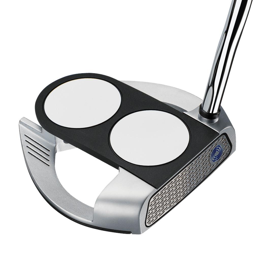 Odyssey Works Versa 2-Ball Fang Putter - Odyssey Golf