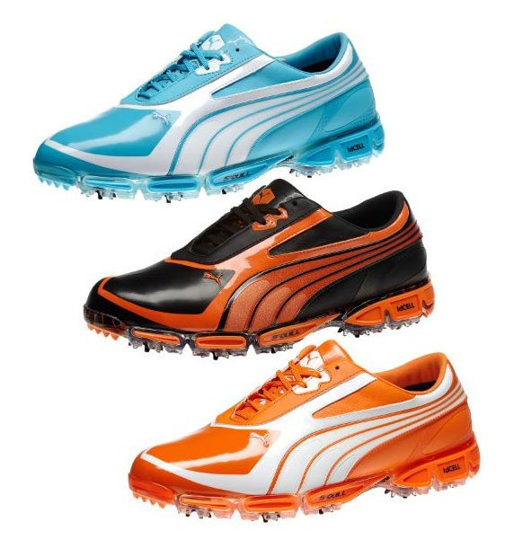 Puma AMP Cell Fusion SL Golf Shoes