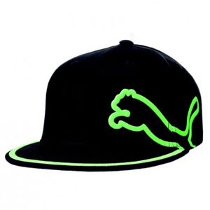 Puma Monoline 210 Special Edition Black/Green Fitted Hat