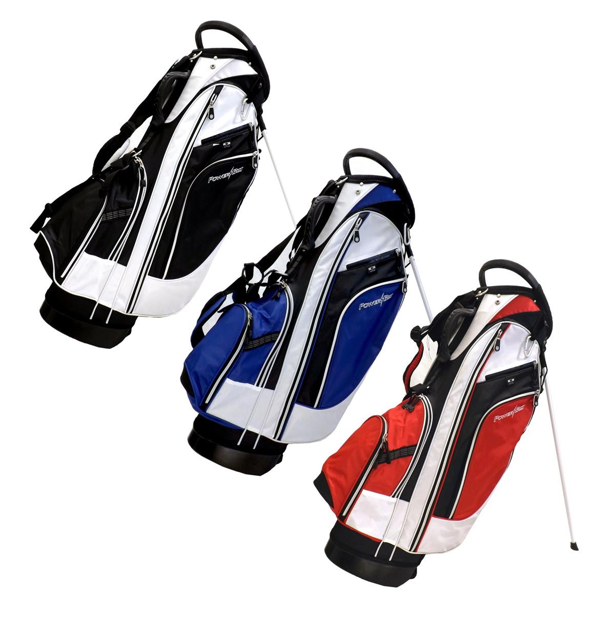 Powerbilt Voltage Stand Bag - Powerbilt Golf